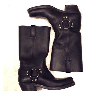 Black Frye harness 12R boot